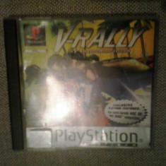 V-Rally Platinum - PS1 ( GameLand ), Curse auto-moto, 3+, Multiplayer