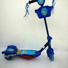 Tricicleta copii, Unisex - Tricicleta cu 3 roti siliconate