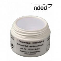 GEL UV Monofazic (3 in 1) NDED - 5 ml - Gel unghii