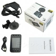 Camera video auto - CAMERA VIDEO DVR K6000 AUTO CU INREGISTRARE 1080P Night Vision G-Sensor