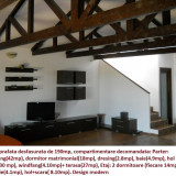 Casa de vanzare, Numar camere: 4, Suprafata: 190, Suprafata teren: 450 - Vand vila 2007 Crevedia-Buftea 2 km de Media Pro