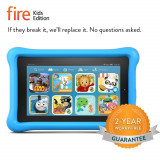 Amazon - Fire HD - 7 - 8GB  ALBASTRU  KIDS EDITION, NOU, FACTURA, GARANTIE 2ANI