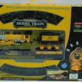 Set tren cu sunete si lumini - Trenulet de jucarie