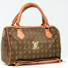 Geanta / Poseta de umar sau mana Louis Vuitton LV - Cadou Surpriza - Geanta Dama Louis Vuitton, Culoare: Din imagine, Marime: One size, Geanta umar manere scurte, Bumbac