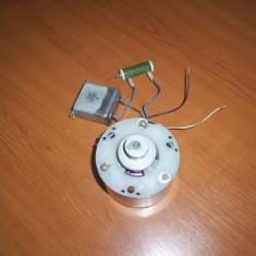 Motor magnetofon rusesc KASHTAN 1 alimentare la 220Vca