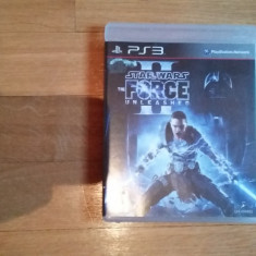 JOC PS3 STAR WARS THE FORCE UNLEASHED 2 ORIGINAL / by WADDER - Jocuri PS3 Altele, Actiune, 16+, Single player