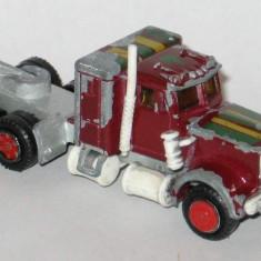Macheta auto Alta - Majorette - Cap tractor Kenworth 1/87