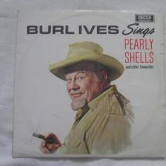 Burl Ives – Burls Ives Sings Pearly Shells _ vinyl(LP) Germania - Muzica Country decca classics, VINIL