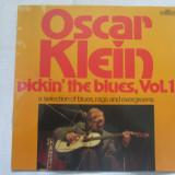 Oscar Klein – Pickin' The Blues, Vol.1 _ vinyl(LP) Germania