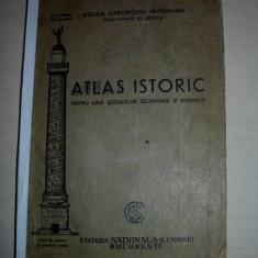 AGLAIA GHEORGHIU -ATLAS ISTORIC, CCA 1924