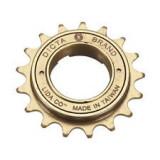 Scule Bicicleta - Pinion Dicta LMA-8 pentru BMX 1/2''X3/32''X 16T, maro