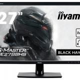 Monitor LED Iiyama G-Master GE2788HS-B1 Gaming, 27inch, Full HD, 1 ms, negru