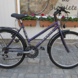 Mountain Bike, 19 inch, 26 inch, Numar viteze: 18 - Bicicleta MTB Nevada, import Germania