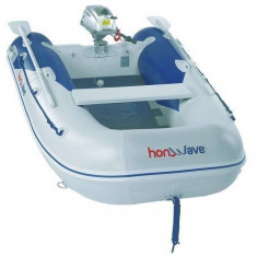 Barca cu motor - Barca Honda Howave cu podina segmentata T25-SE2