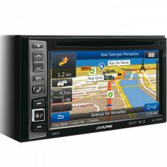 NAVIGATIE AUTO 2DIN ALPINE INE-W990BT - Localizator GPS