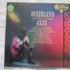 Various ‎– Dixieland And New Orleans Jazz _ vinyl(LP) SUA jazz - Muzica Country Altele, VINIL