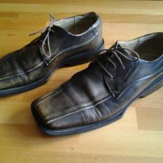 Pantofi barbati - Denis pantofi barbat mar. 45