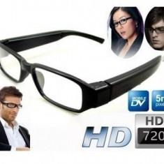 Gadget - Ochelari spion camera video FULL HD cu lentila nedetectabila