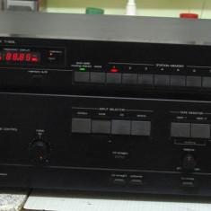 Sistem audio - Amplificator, tuner Luxman
