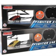 Elicopter de jucarie - Elicopter Globo Spidko cu radiocomanda