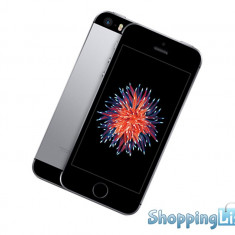 IPhone SE 16GB, gri | Sigilat | Garantie 1 an | Se aduce la comanda din SUA - Telefon iPhone Apple