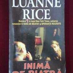 Luanne Rice - Inima de piatra - 370556 - Roman dragoste