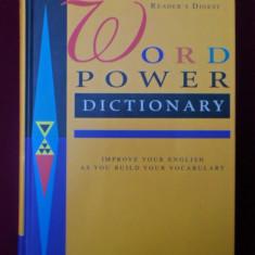 Ghid de conversatie - Word Power Dictionary - 490831