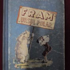 Carte de povesti - Cezar Petrescu - Fram, ursul polar - 328890