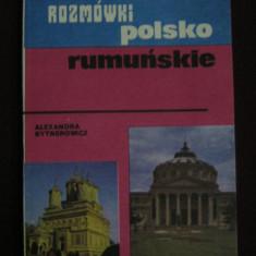 Ghid de conversatie - Alexandra Bytnerowicz - Rozmowki polsko-rumunskie - 334223