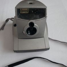 Polaroid 1200 FF + snur original camera foto film colectie rar clasic anul 2000 - Aparat Foto cu Film Polaroid