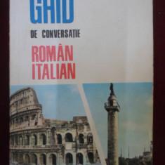 A. Virgil - Ghid de conversatie roman-italian - 394189