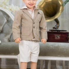 "Trusou botez - Costum botez ""Nick"" (Imbracaminte pentru varsta: 6 luni - 68 cm)"
