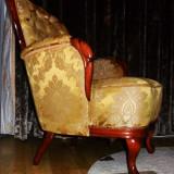 Mobilier VINTAGE / Rococo, canapea cu 2 fotolii