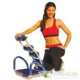 Aparat multifunctionale fitness - Aparat de fitness AB Rocket Twister +Dvd Pilates Fitness