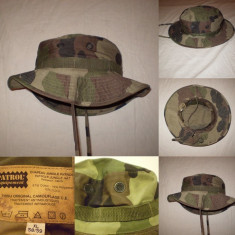 Palarie Vanatoare Pescuit Camuflaj Armata army protectie basca sapca caciula - Imbracaminte Vanatoare, Marime: XL
