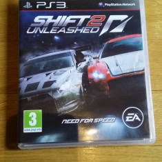 Jocuri PS3 Electronic Arts, Curse auto-moto, 3+, Single player - JOC PS3 NEED FOR SPEED SHIFT 2 UNLEASHED ORIGINAL / by WADDER