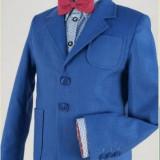 Sacou baieti Iridor Albastru (Culoare: albastru, Imbracaminte pentru varsta: 14 ani - 158 cm)