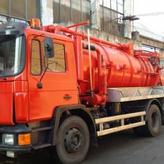 Utilitare auto - Vand Autospeciala Vidanja si Curatitor Canal