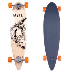 Skateboard inSPORTline - Longboard WORKER Skully 36ʺ