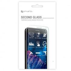 Folie de protectie - Folie sticla Samsung Galaxy Alpha 4smarts Tempered Glass Antisoc Blister