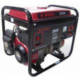 Generator curent - Weima Generator WM-3200E, 2.8 kW, benzina, pornire electrica