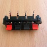 Mufe iesire boxe amplificator - Amplificator audio