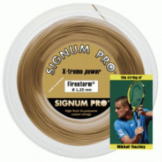 Racordaj Signum Pro Firestorm 200m - Racordaj racheta tenis