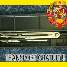 Trusa compas rusesc metalic EPOCA CEAUSESCU 70-80