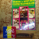 """Manual Clasa a XI-a, Alte materii - E. Dobrescu - Tehnica servirii consumatorilor manual pentru cls XI -XII """"A3066"""""""