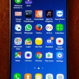 Telefon Samsung, Negru, 32GB, Neblocat, Single SIM - Samsung Note 5 32 GB Black NOTA 10 + Incarcator Wireless + Husa Silicon