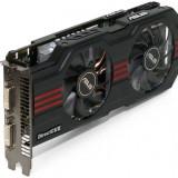 Placa video PC Asus, PCI Express, 1 GB, nVidia - Placa video gaming ASUS GeForce GTX 560 Ti DirectCU II Top 1GB DDR5 256-bit