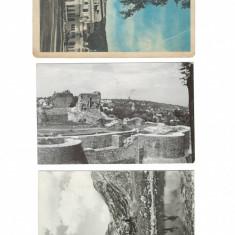 Set carti postale vechi, Ambele, Romania de la 1950