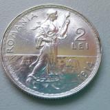 Monede Romania, An: 1914, Argint - 2 LEI 1914 aUNC