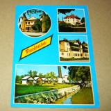 Pucioasa - Dambovita - natura - camping - 2+1 gratis - RBK13219 - Carte Postala Transilvania dupa 1918, Circulata, Fotografie